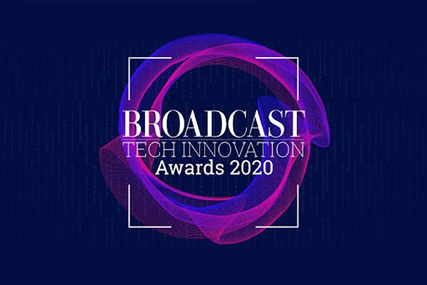 Broadcast Tech Innovation Awards 2020