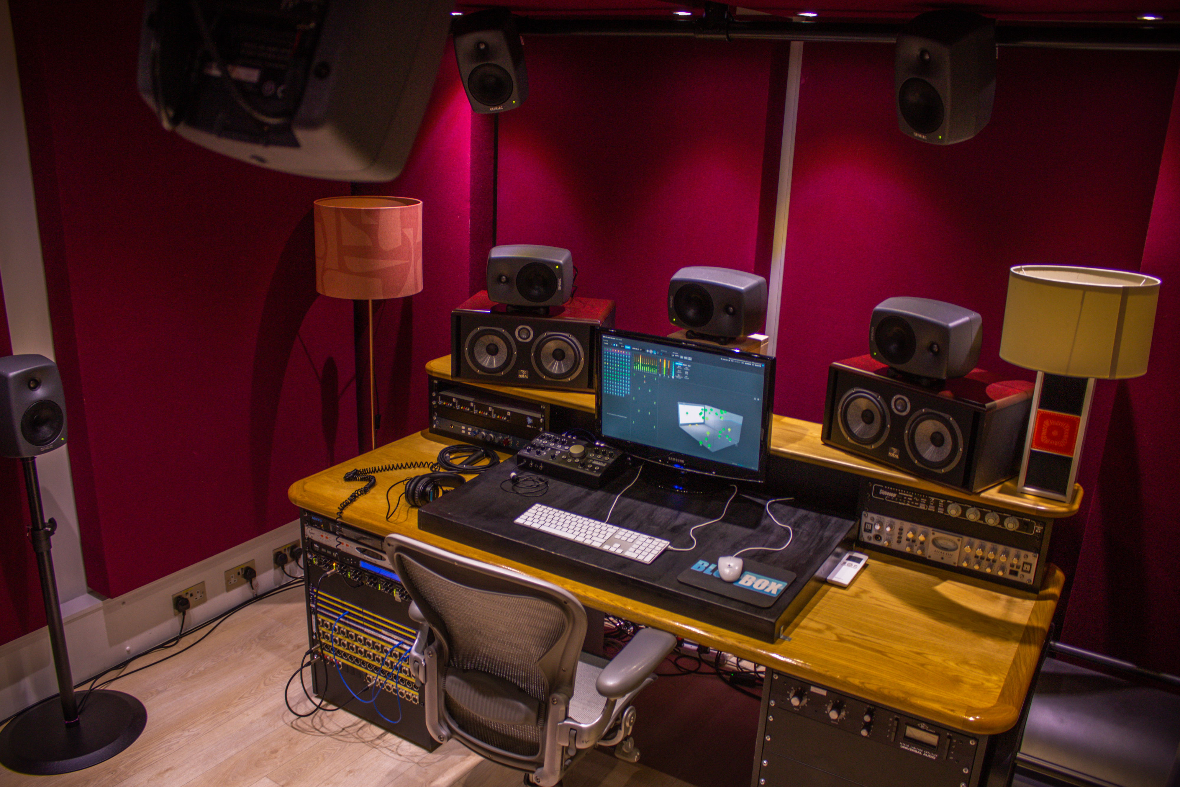 Roundtable Post | Dolby Atmos