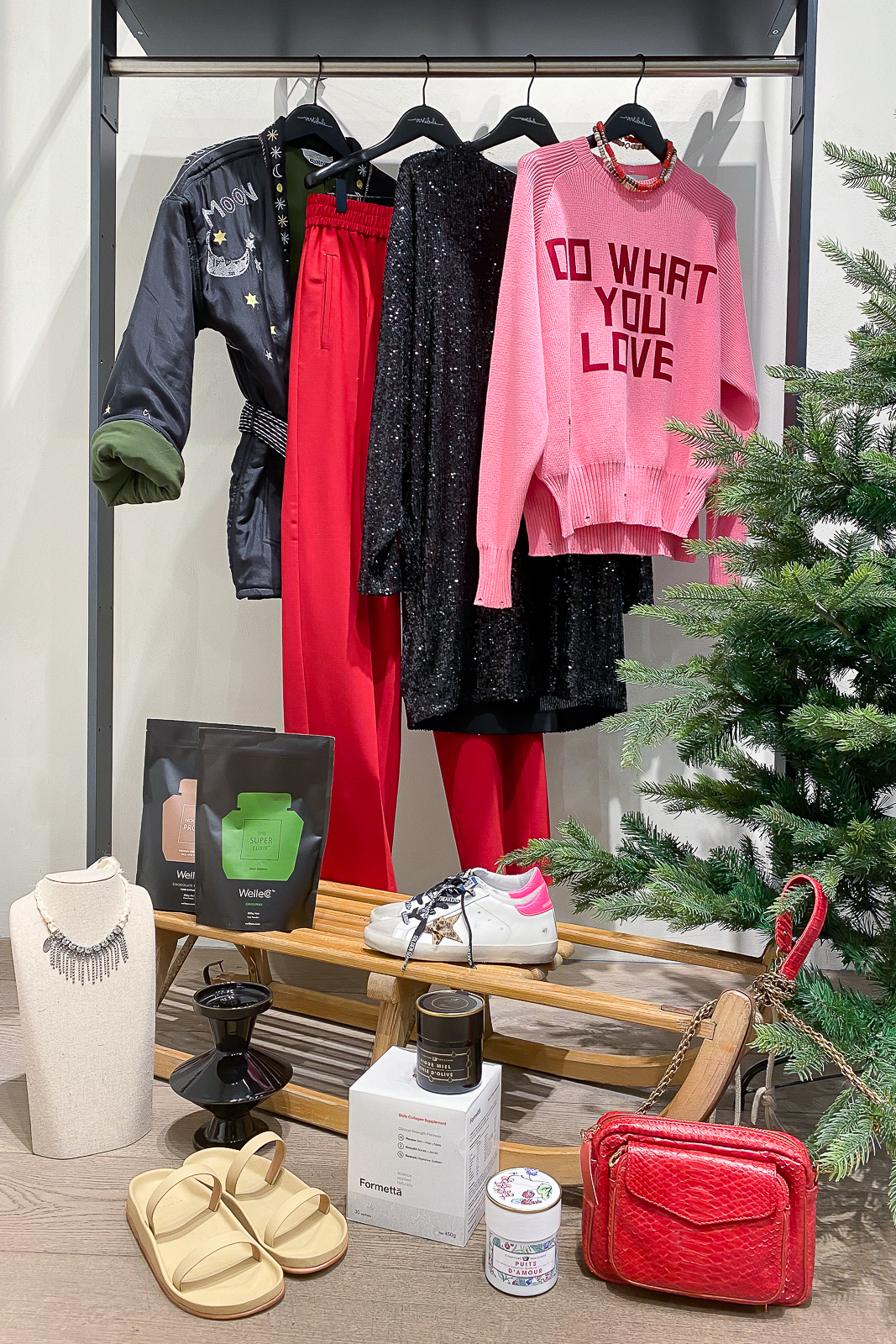 Gifts, Christmas, News, Vestibule, Zurich