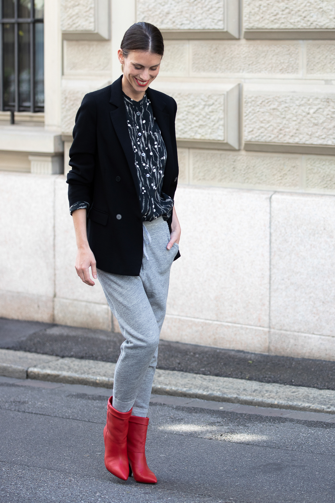 Daily Outfits, Forte Forte, Isabel Marant, Nili Lotan, Vestibule, Zurich