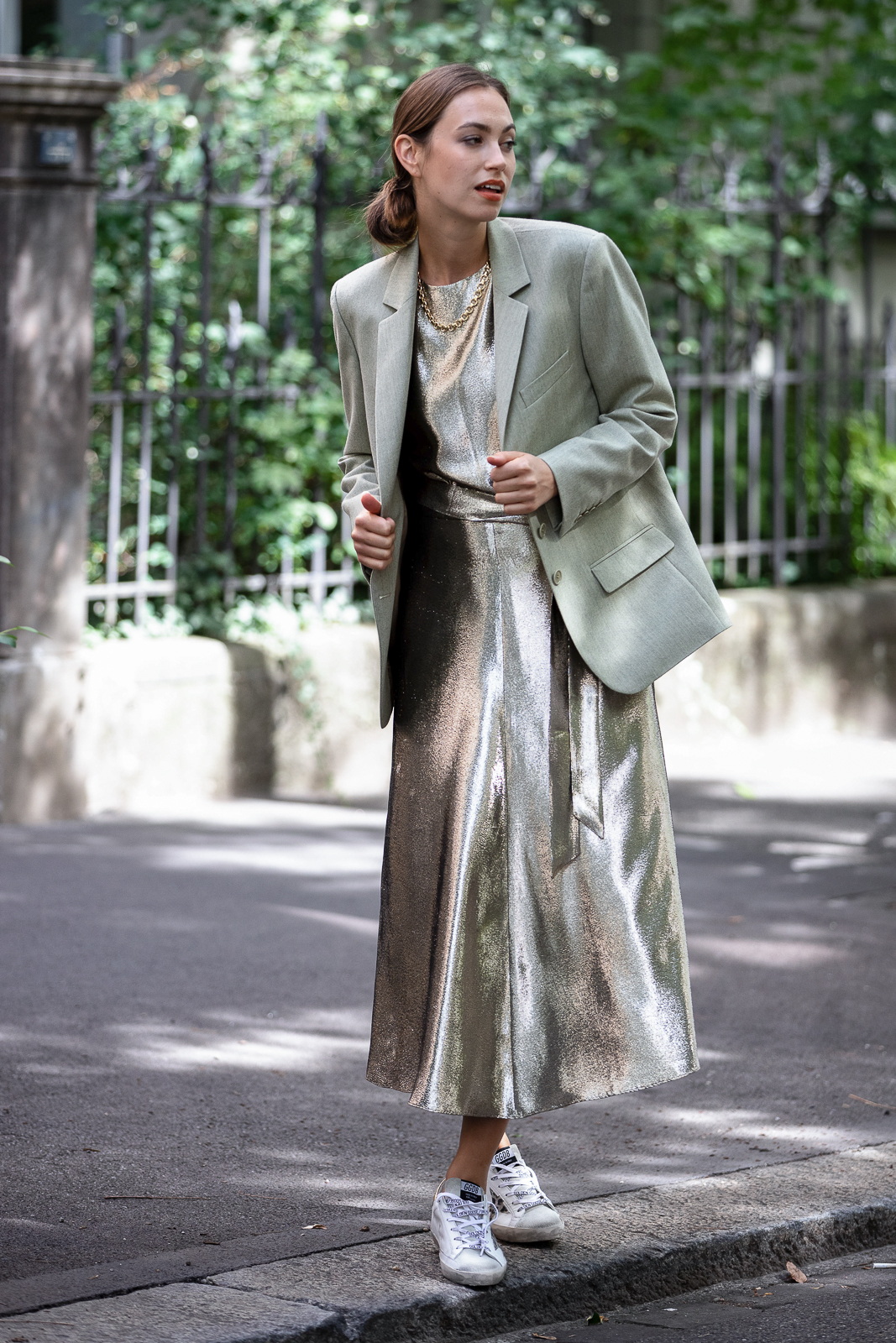 Daily Outfits, Indress, Laura Lombardi, Golden Goose, Vestibule, Zurich