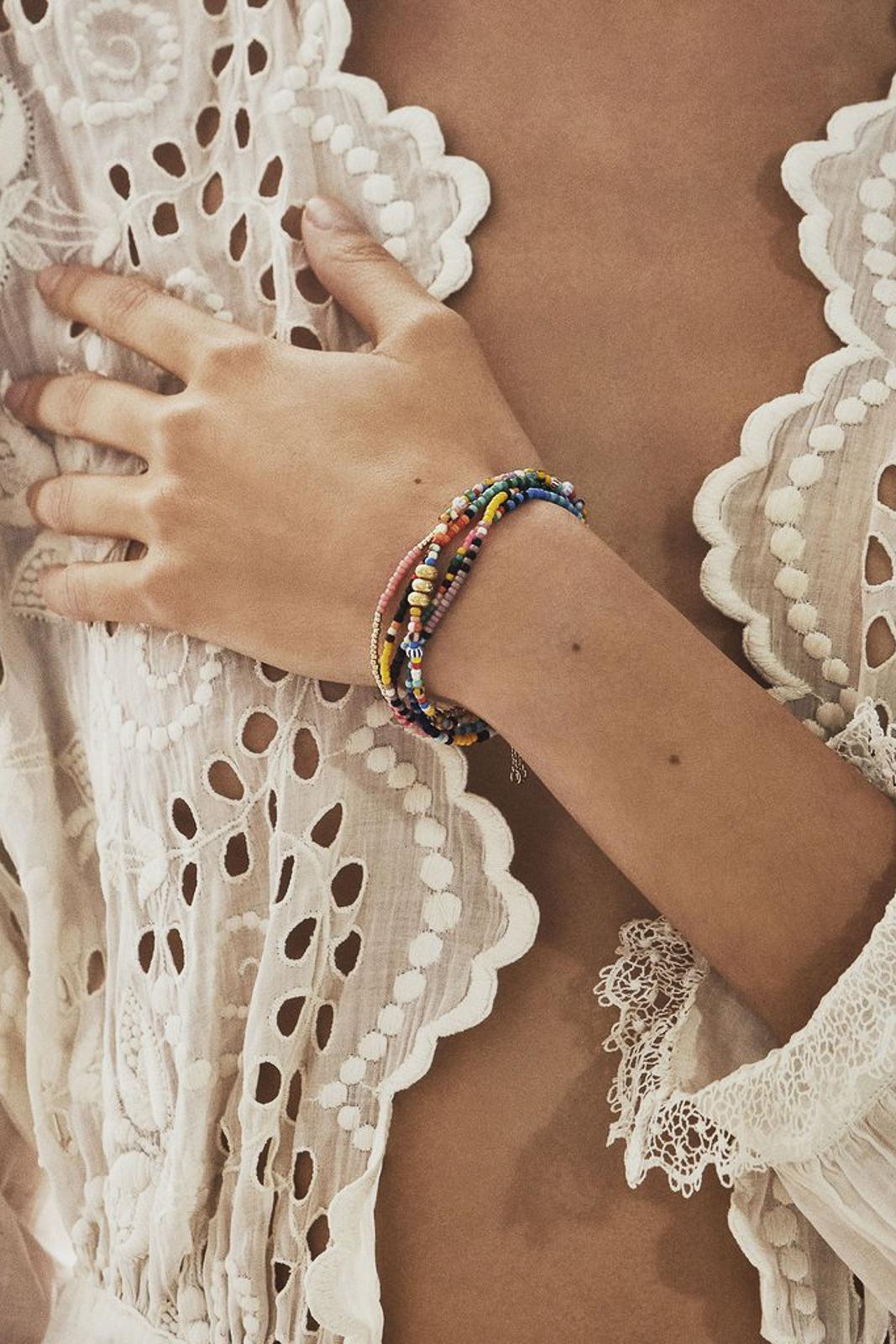 Anni Lu Back to Baja bracelet, Vestibule, Zurich