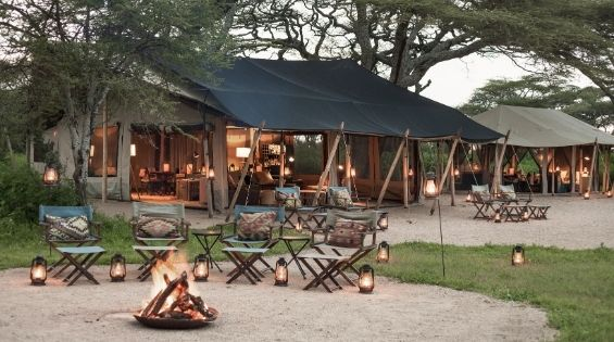 Legendary Expeditions Migrational Camps