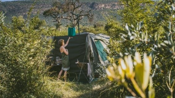 Image of Marataba Conservation Camps - Star Camp