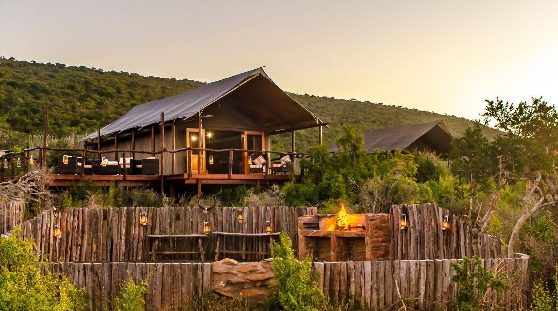Galpin Tented Camp at Kwandwe