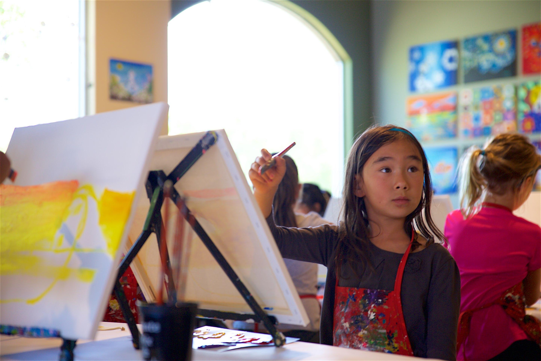 英語で学ぶアートサマーキャンプ