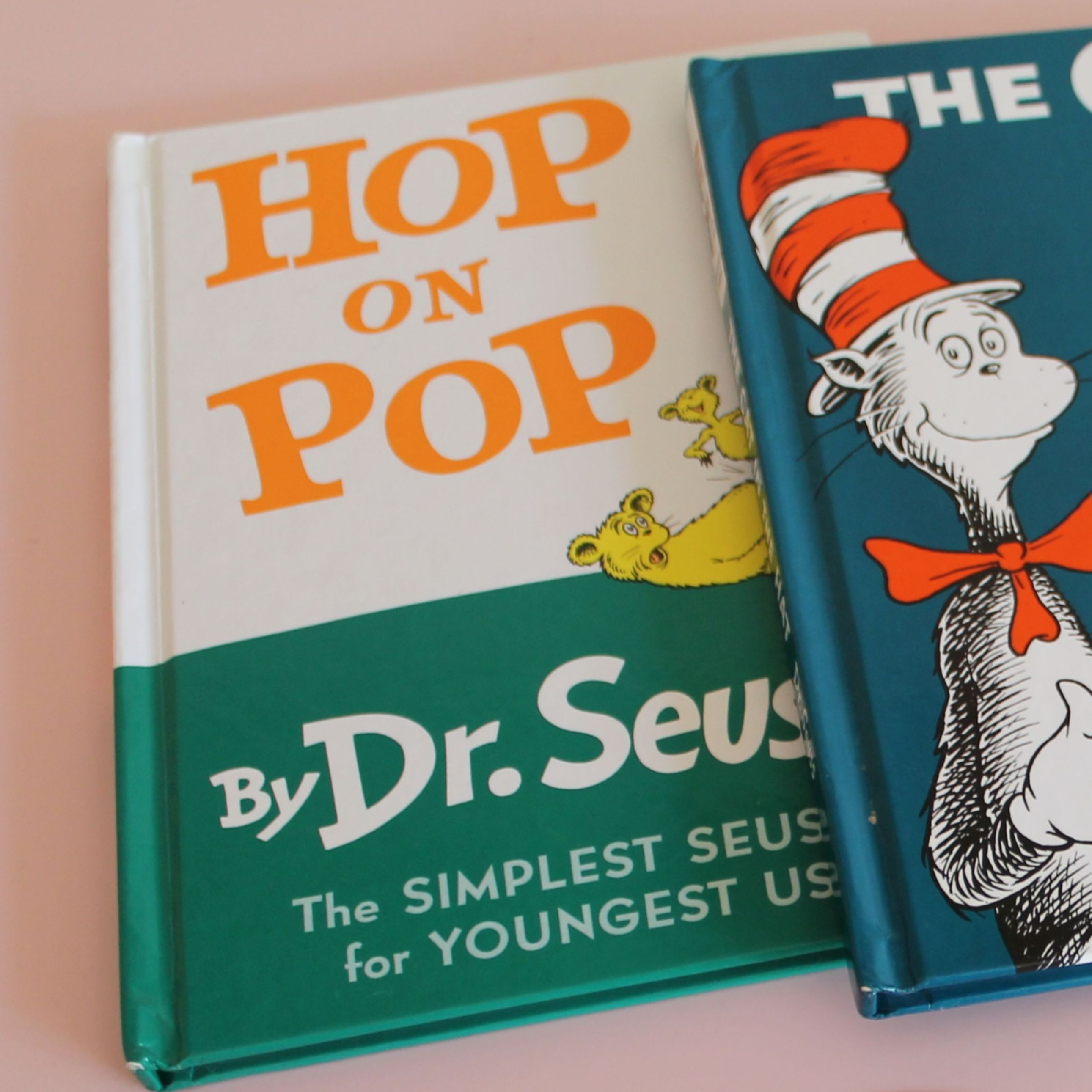 Hop On Pop Book Club