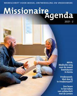 Cover Missionaire Agenda 2021-2