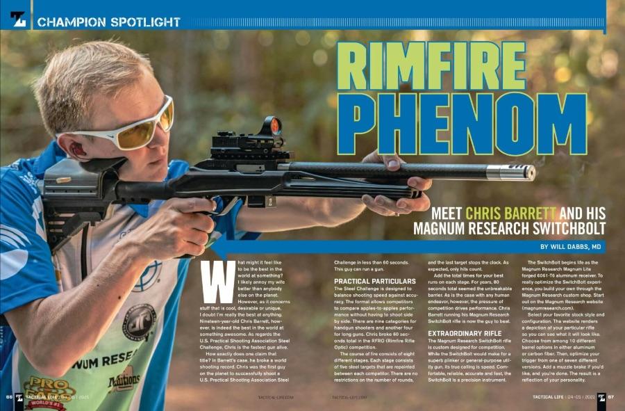 Rimfire Phenom