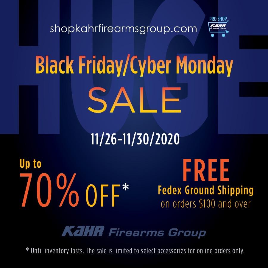 Huge Black Friday/Cyber Monday SALE 2020