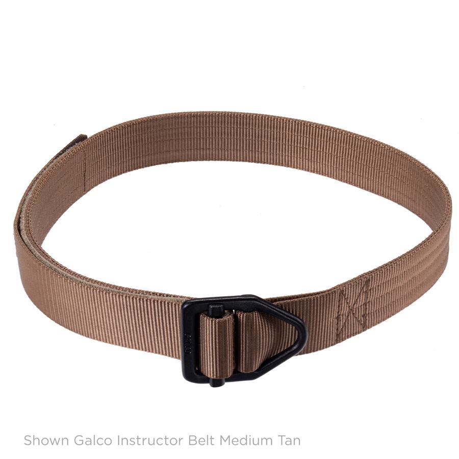 Galco Instructor Belt Medium Tan