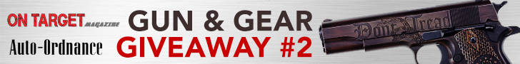 On Target Magazine - Gun & Gear Giveaway #2
