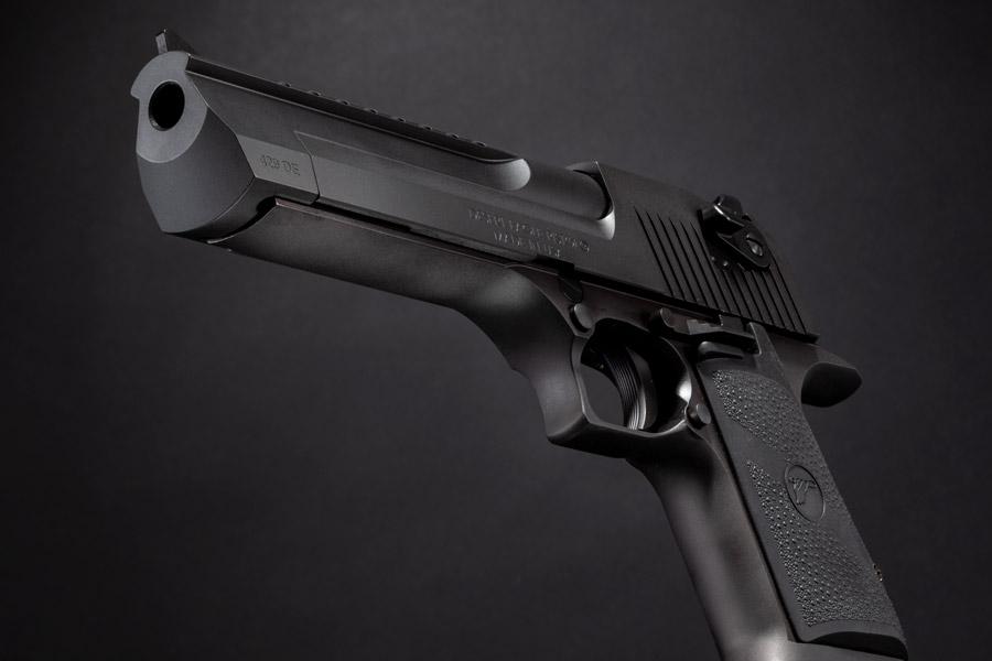 Desert Eagle .429: Semi-Automatic Handgun Hunting