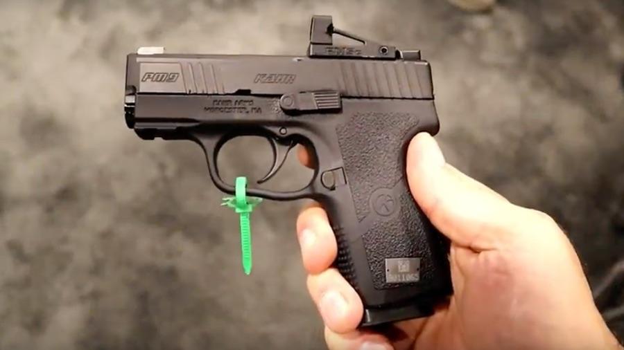 """Kahr Handguns """"Enhanced"""" for 2020 - TheFirearmGuy"""