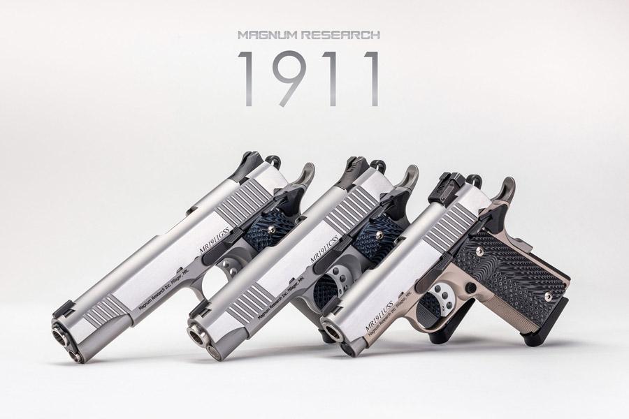 Magnum Research 1911