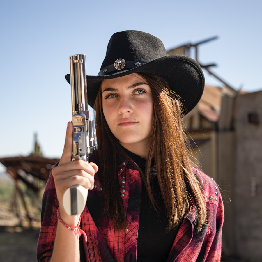 Kahr Firearms Group Makes the Movie That Plays in My Head 24/7 (ft. Danyela D'Angelo)