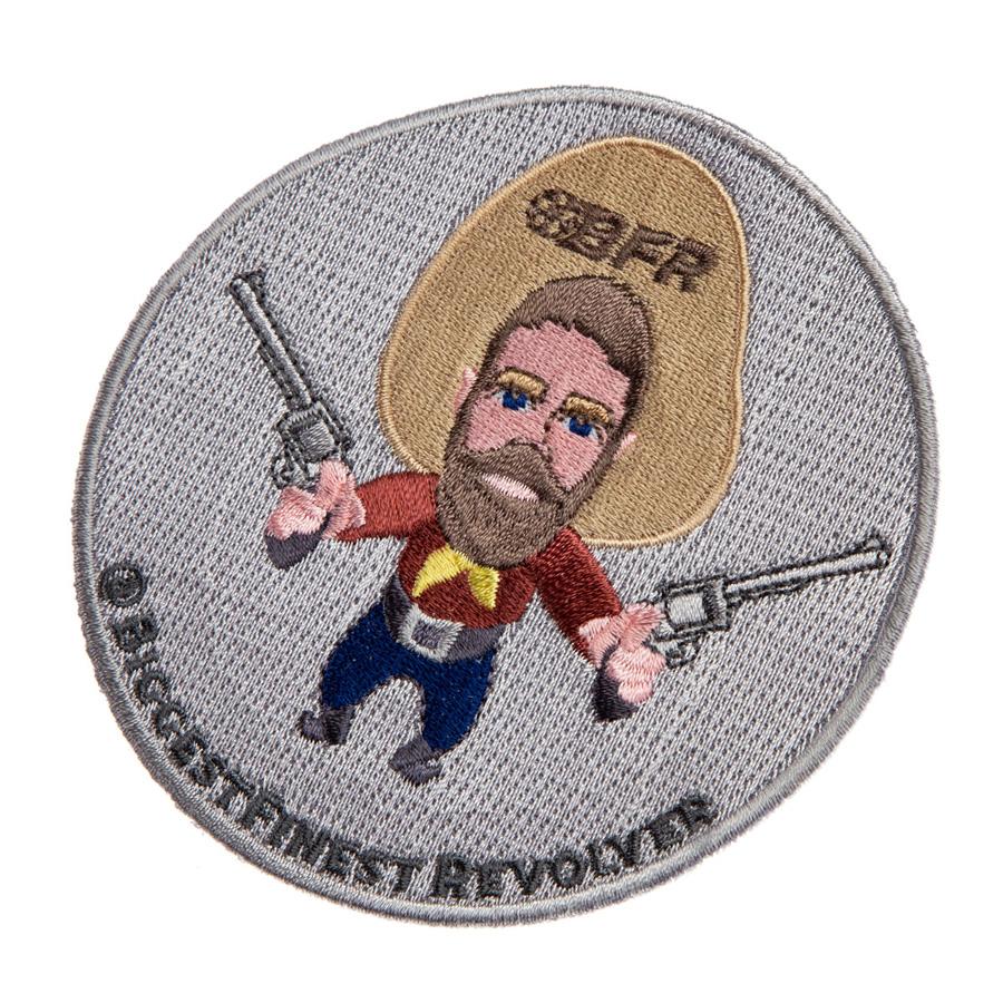 "BFR ""Yosemite Brett"" Embroidered Patch"