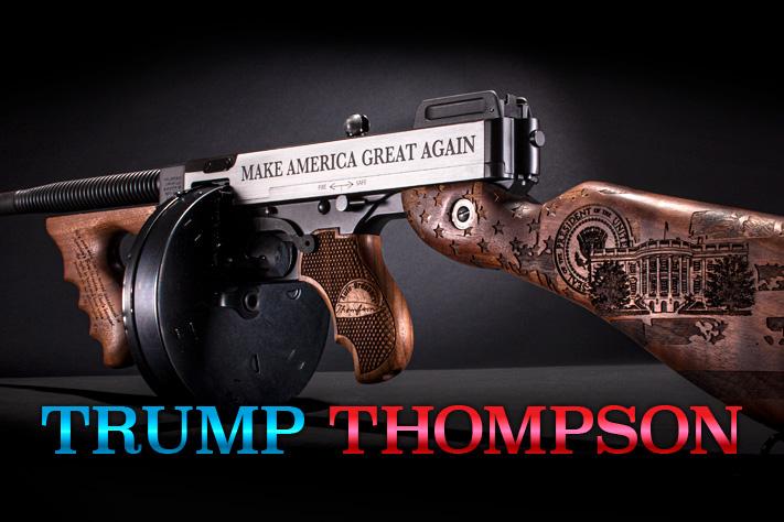Trump Thompson