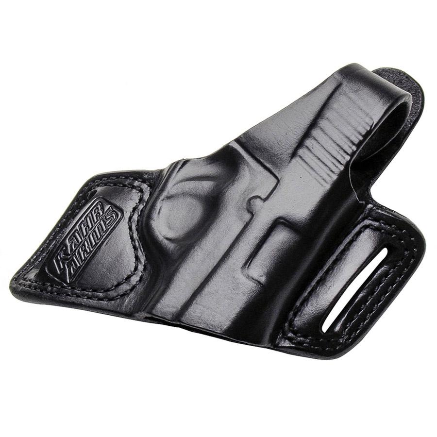 Desantis Leather Belt Slide Holster