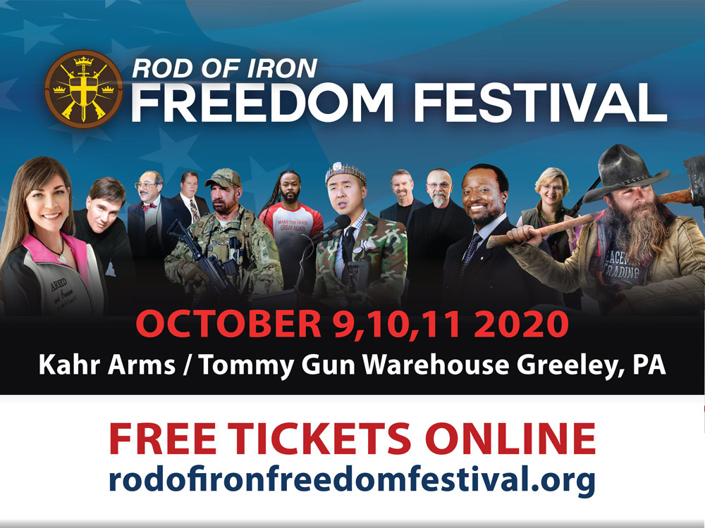 Rod of Iron Freedom Festival 2020