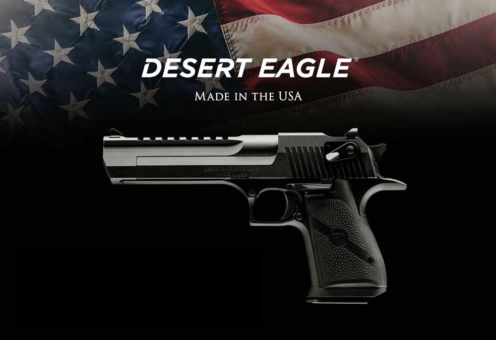 Magnum Research Desert Eagle