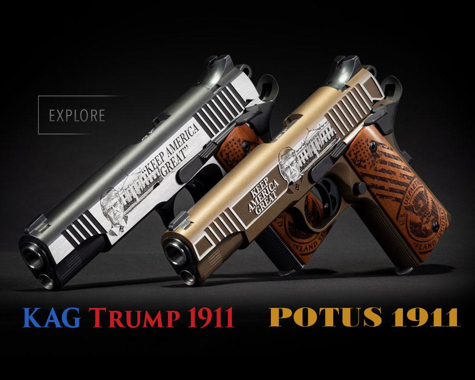 KAG Trump 1911 & POTUS 1911