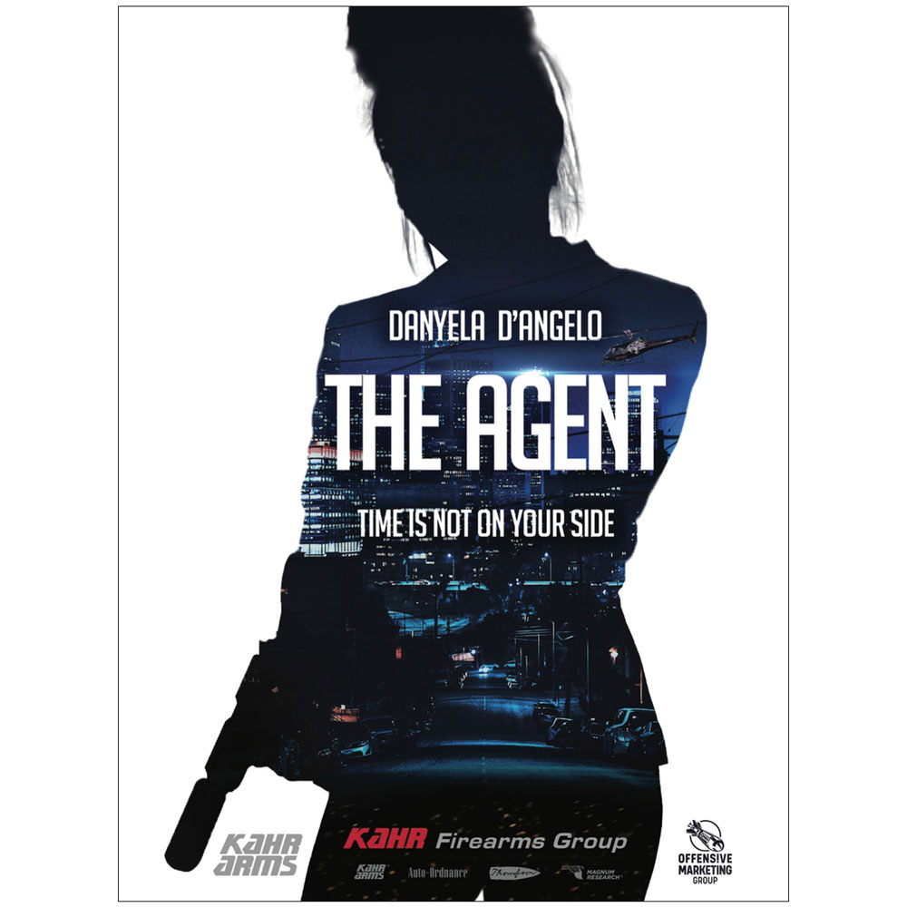 The Agent Danyela Poster