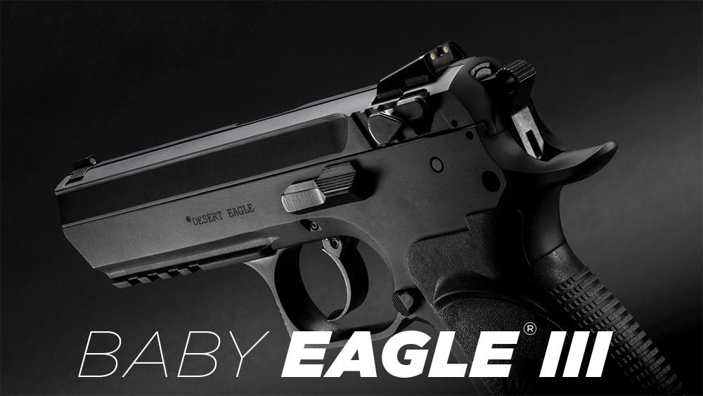 BABY EAGLE III