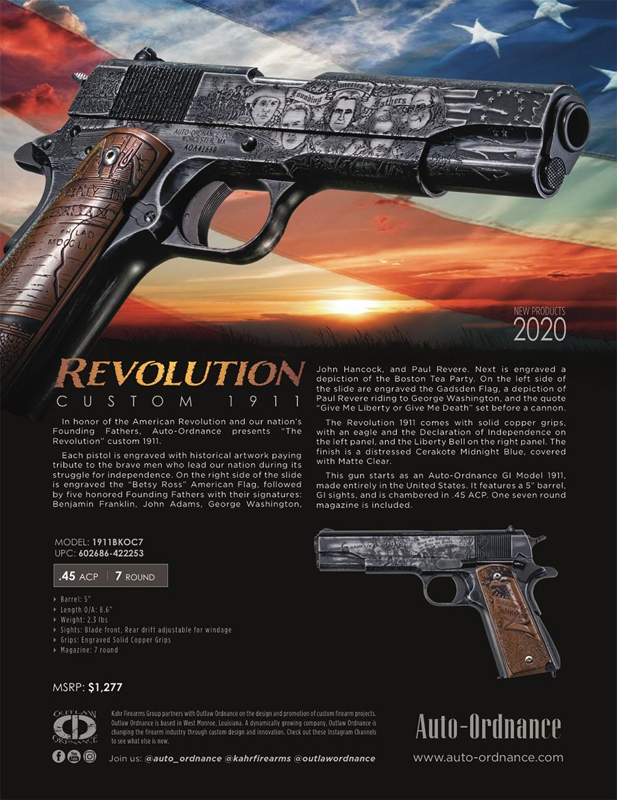 Auto-Ordnance Revolution 1911