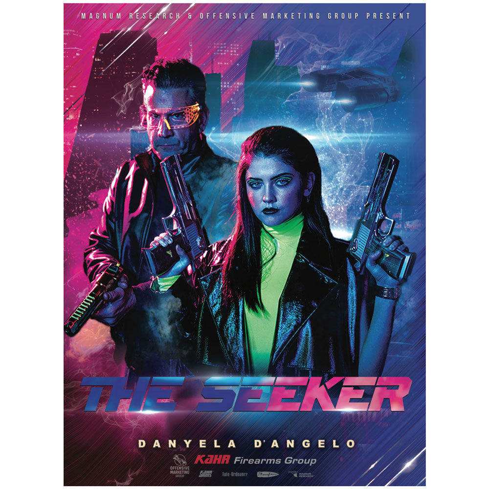 The Seeker Danyela Poster