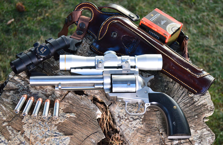 American Hunter | Review – Plains Game Getter: Magnum Research BFR .454 Casull