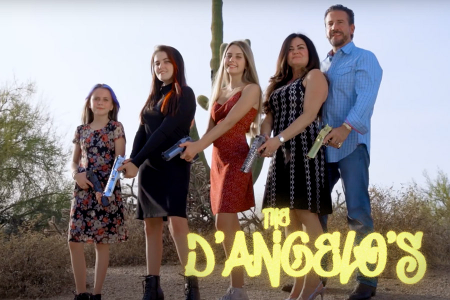 The D'Angelos Teaser - Full Series Available Now