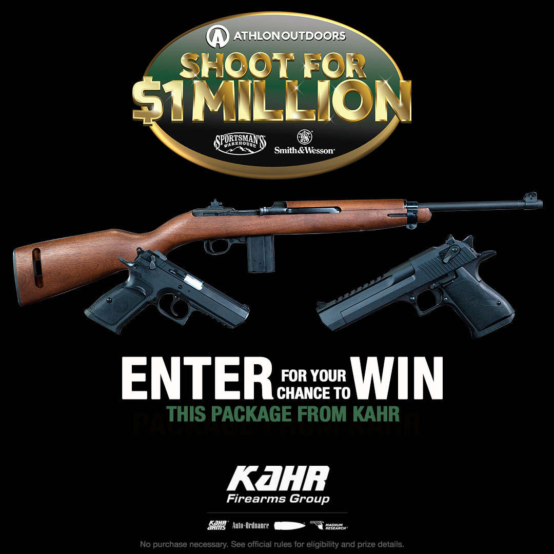 Shoot for $1Million giveaway