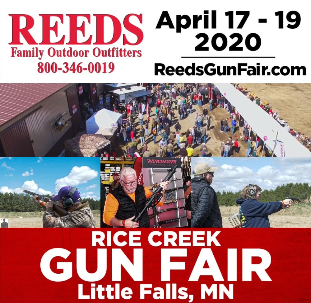 Rice Creek Gun Fair