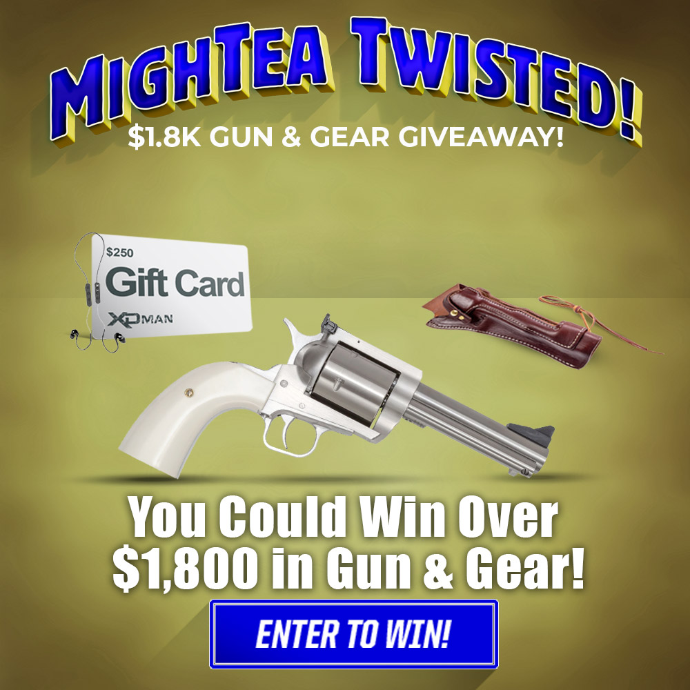 MighTea Twisted! $1.8K Giveaway!