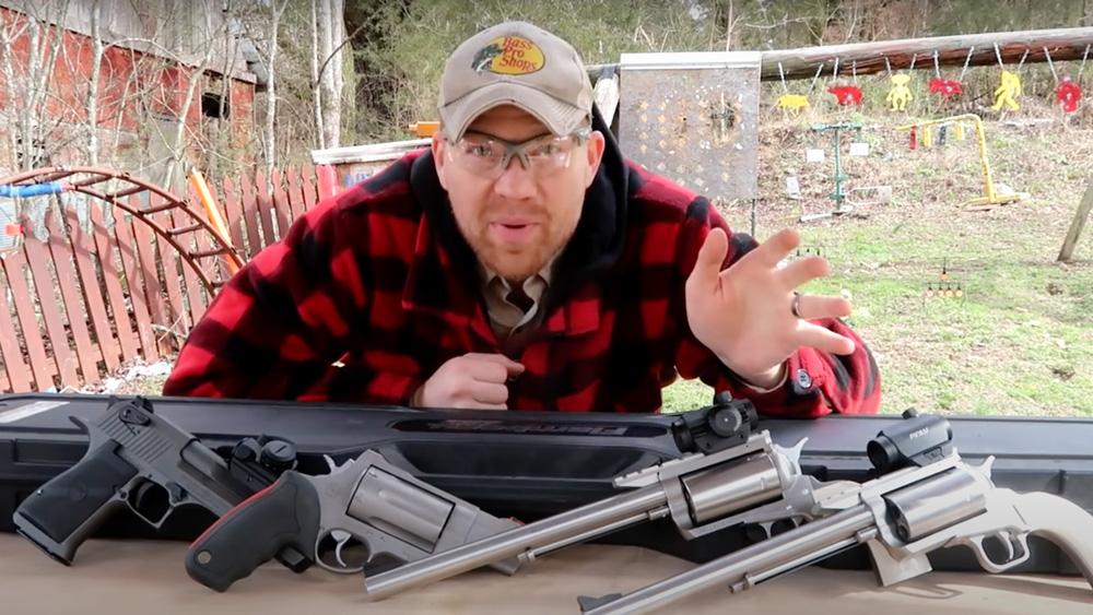 Wrist Breakers!!! 💥💥💥 Biggest Handguns