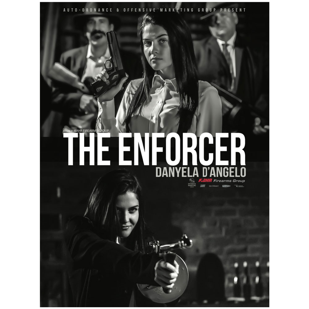 The Enforcer Danyela Poster
