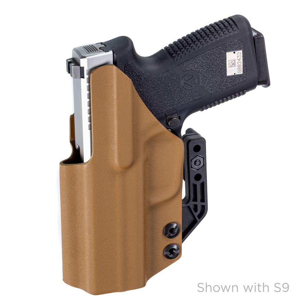 Kahr 9mm & .40 S&W Universal Kydex IWB Holster