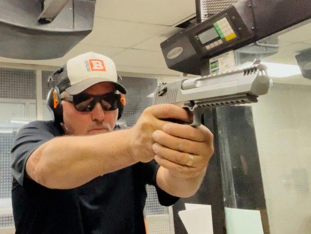 First Take: Magnum Research Desert Eagle .44 Magnum