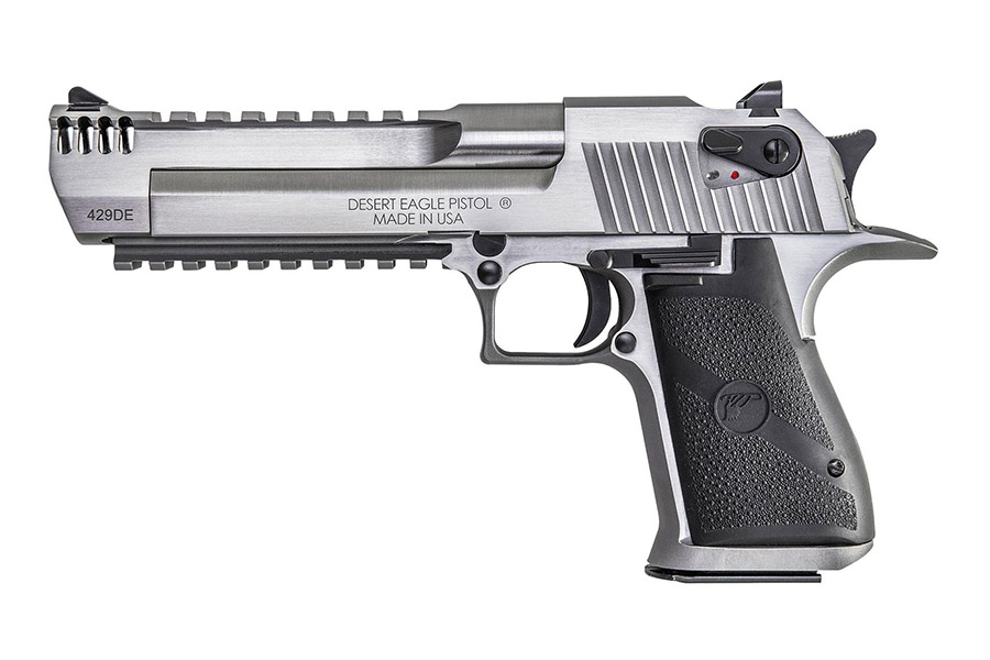 429 Desert Eagle Lives Up To The Hype