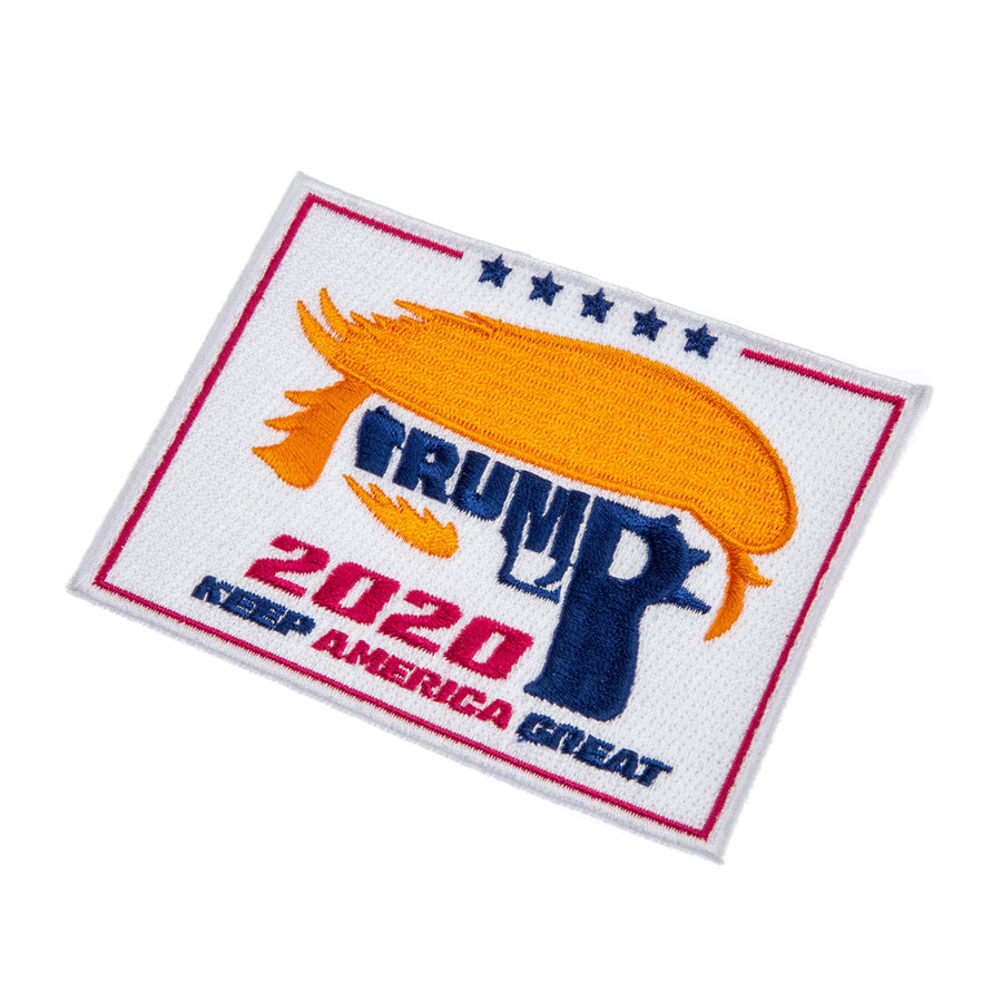 Trump 2020 Embroidered Patch