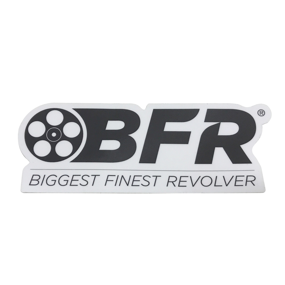 Sticker Magnum Research BFR