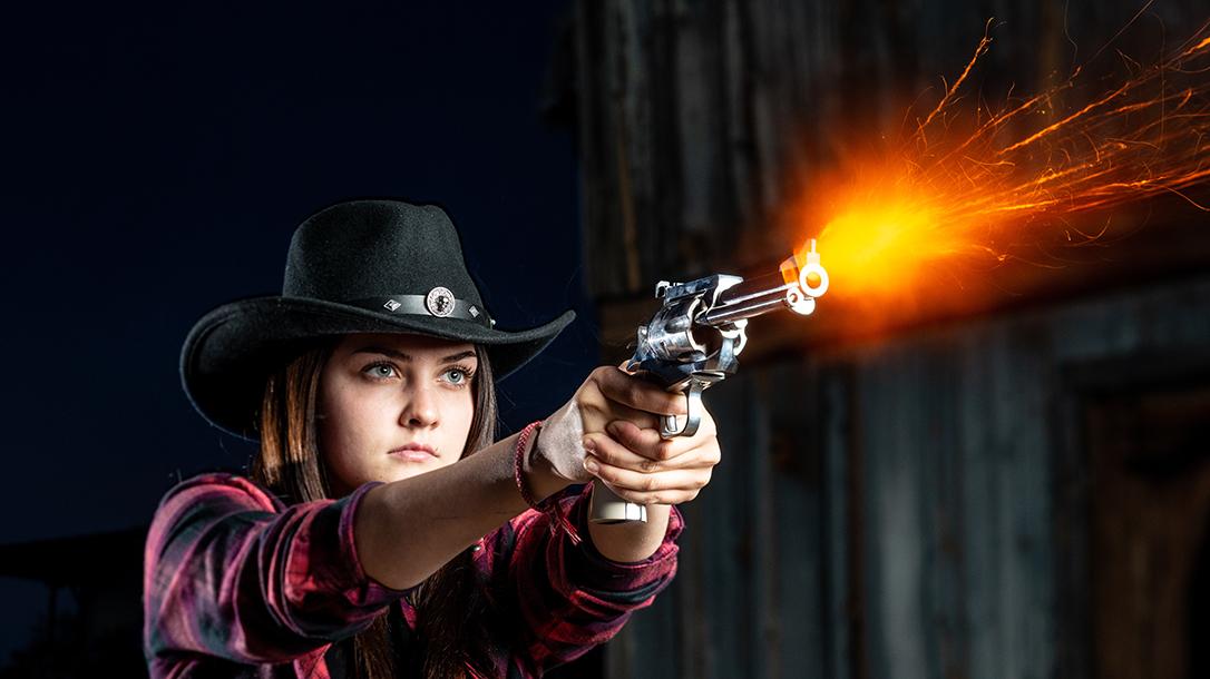 Danyela D'Angelo: The Teen Gunslinger Taking Over the Shooting World