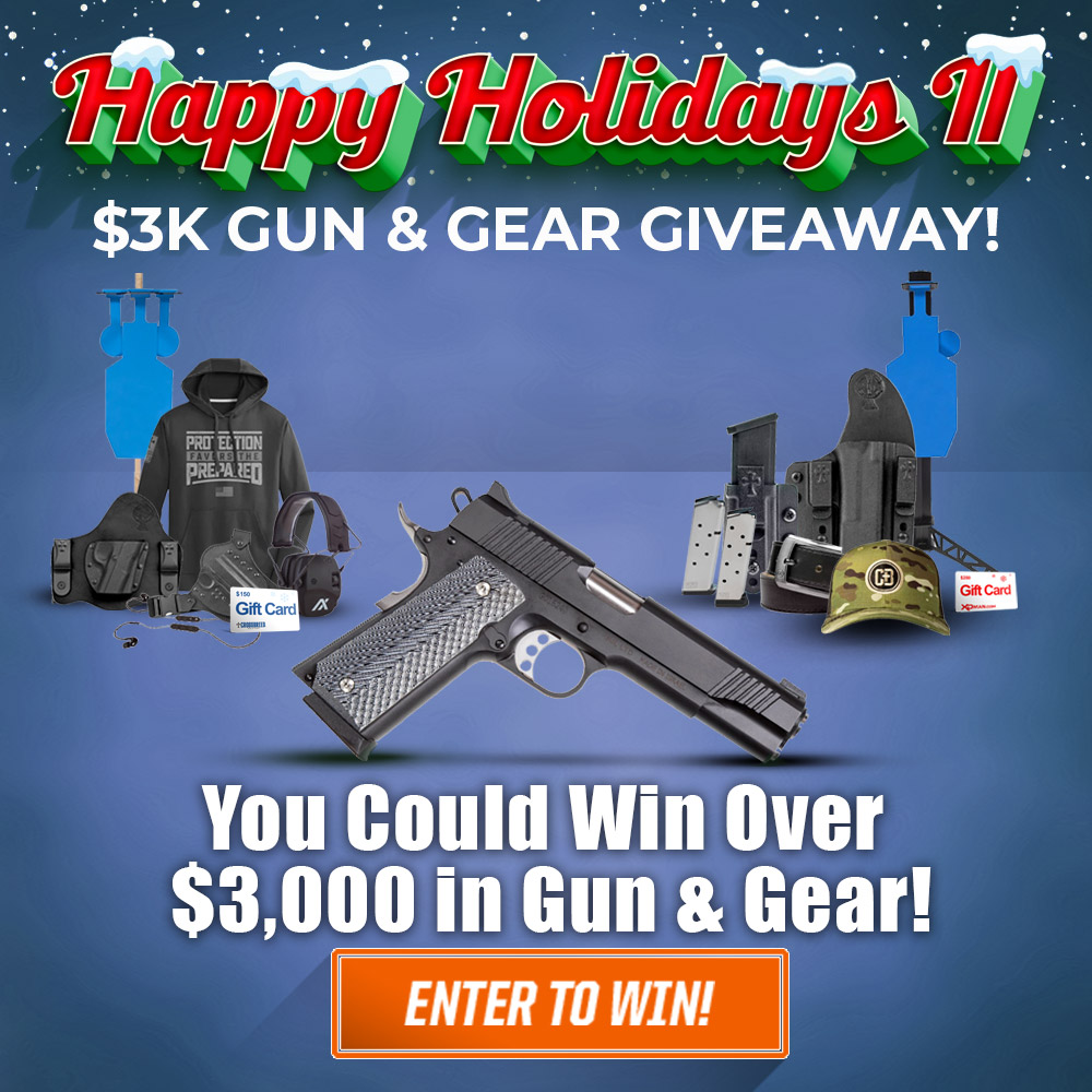 Happy Holidays II $3K Giveaway