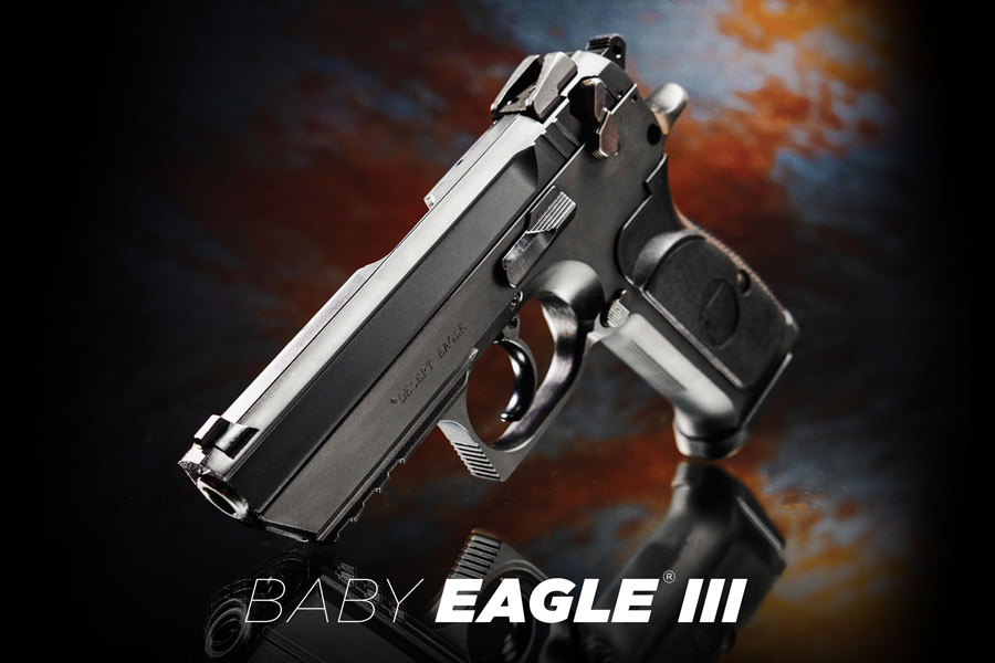 Magnum Research Baby Eagle III