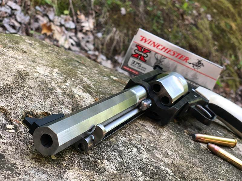 Guns.com | RIFLE CALIBERS IN REVOLVERS? MEET MAGNUM RESEARCH'S BFR