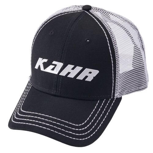 Kahr Mesh Back Cap with White Logo