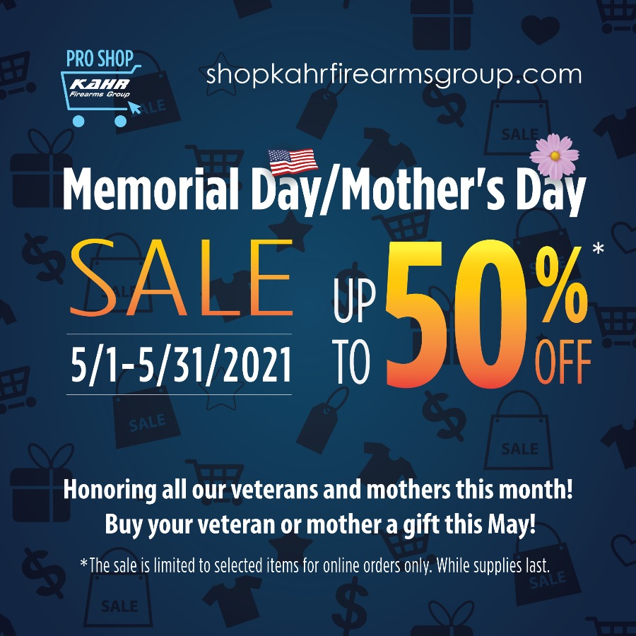 Memorial Day/Mother's Day SALE
