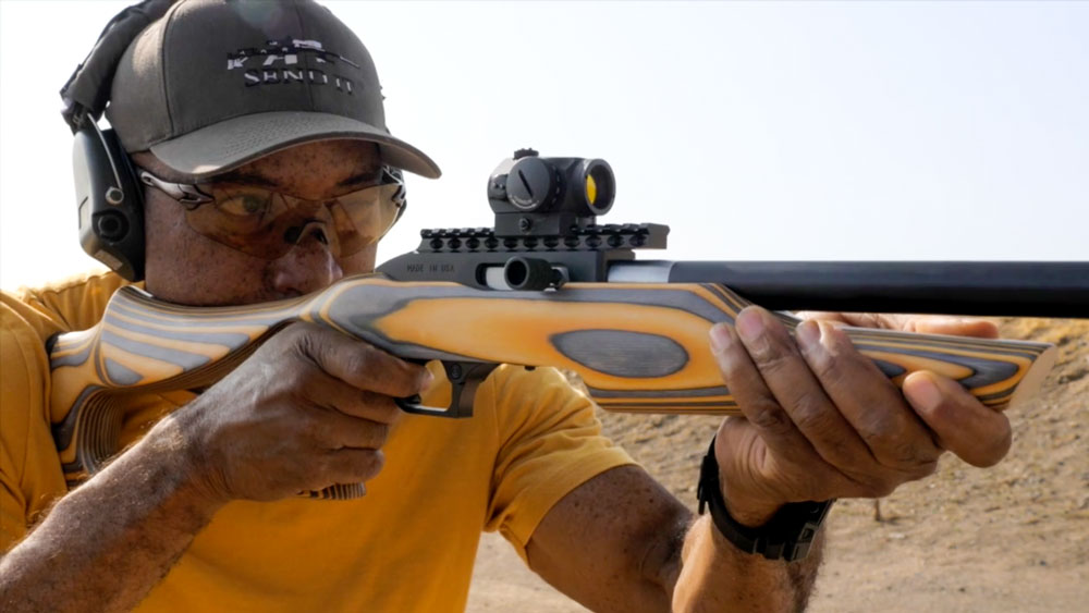Tactical Life: At the Range with the MLR .22LR Switchbolt Rimfire Rifle