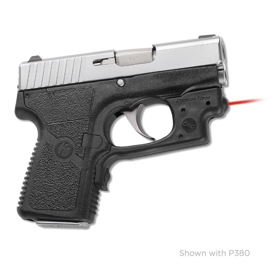 Crimson Trace Laser Sight for .380 Kahr Pistols